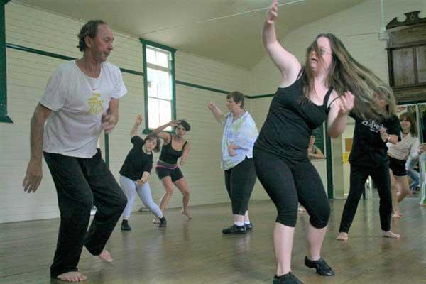 Anala, Lifeforce, Dancing